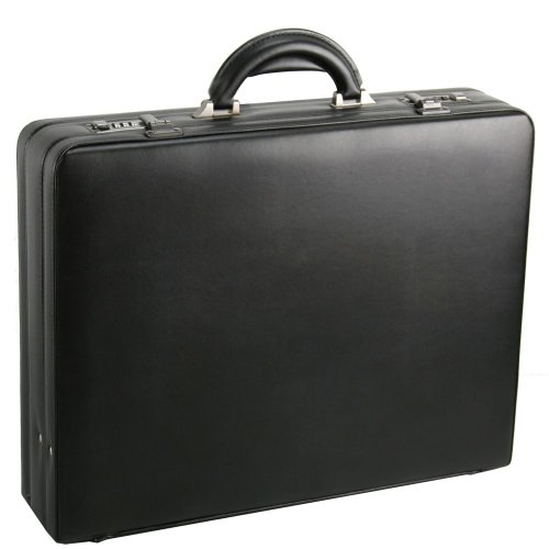 D&N Business Line Aktentasche, 46 cm, 17L, schwarz