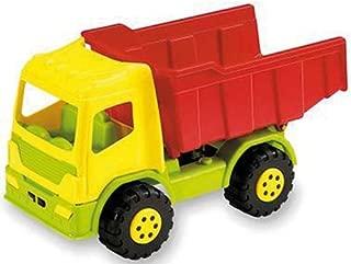 WDK Partner A1100054 - Camión volquete de Juguete (plástico, 40 cm)