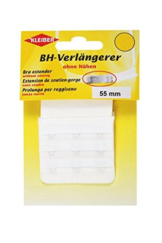 Kleiber + Co.GmbH BH-Verlängerung 3-Fach, 55 MM, weiß
