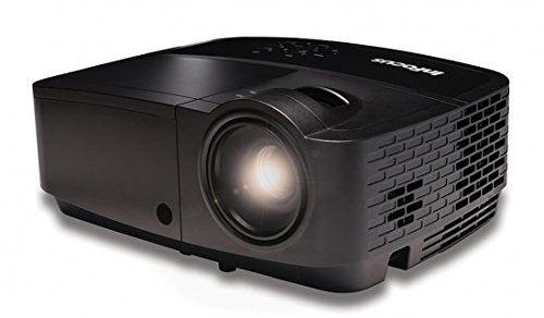 InFocus IN122a SVGA Wireless-Ready Projector, 3500 Lumens, HDMI, 2GB Memory
