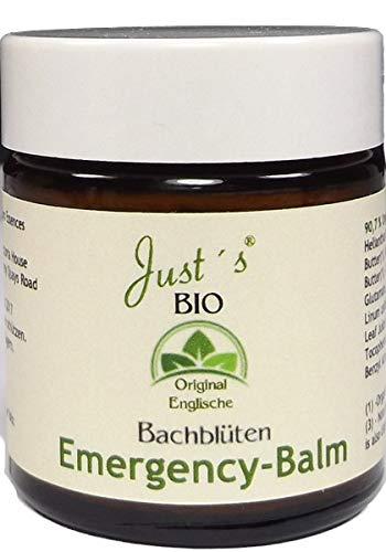 Bachblütencreme Emergency BALM Just´s BIO Bachblüten 30ml