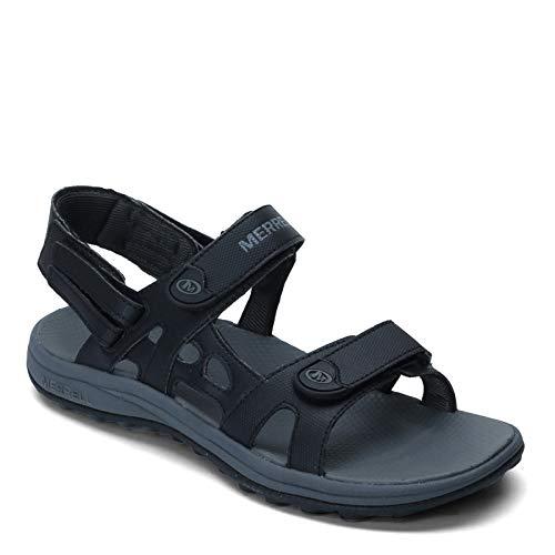 Merrell Men's, Cedrus Convert Sandal Black 12 M