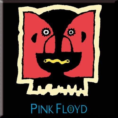 Magnet Metal Pink Floyd
