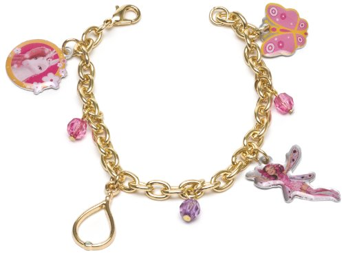 Mia and Me 118073 - Armband mit Metallanhänger auf backercard