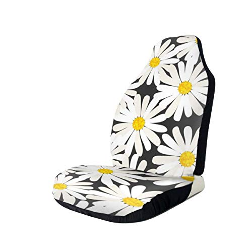 Great Deal! WUZZZZ Little Daisy Car Seat Covers Protectors Universal Car Seat Accessories