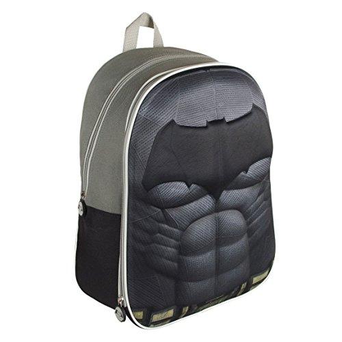 DC 2100001622 40 cm Batman 3D Effect Suit Backpack (Large)