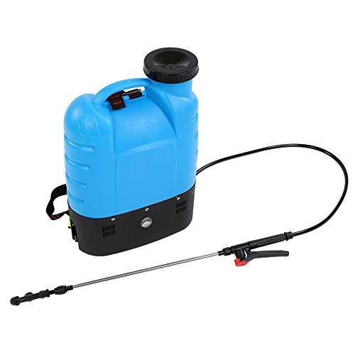 Ausla Bomboletta Spray da Giardino, spruzzatore a Zaino da Giardino Spruzzatori a Zaino per Erbacce Pompa elettrica Portatile con Accessori per Serra