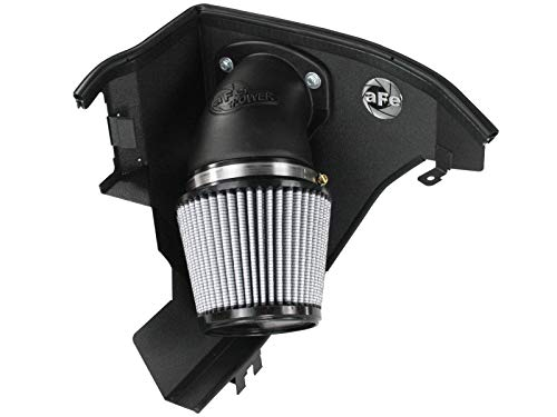 aFe Power Magnum FORCE 51-20442 BMW 3-Series (E46) Performance Intake System (Dry, 3-Layer Filter)