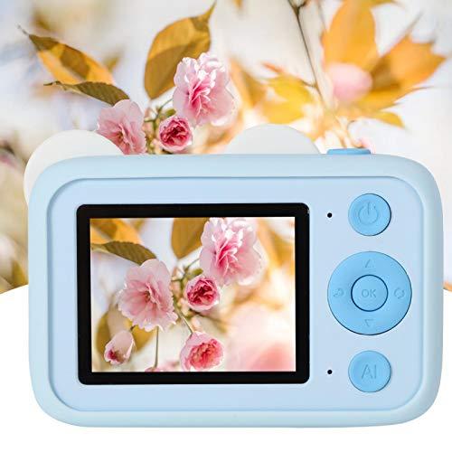 Germerse Cámara Digital de 32 MP, cámara con Pantalla a Color de 2,4 Pulgadas, cámara educativa, Aprendizaje al Aire Libre para reconocer Objetos para niños