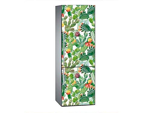 Oedim Pegatinas Vinilo para Frigorífico Captus | 185x70cm | Adhesivo Resistente y de Fácil Aplicación | Pegatina Adhesiva Decorativa de Diseño Elegante