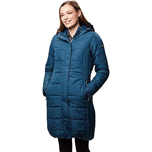 Regatta Damen Steppjacke, Blau (Majolica Blue), 36 (Herstellergröße: XS)