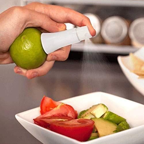 ArgoBear Mini Juicer Manuelle Zitronensprüher Tragbare Kreative Saft Orange Spray Kochwerkzeug