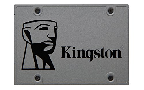 Kingston SUV500/960G - Unidad de Disco Duro SSD, 960 GB, SATA3,...