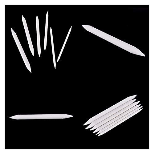LVTONG Faber Castell Bleistift 6 stücke doppelkopf dauerhaft Kunst Zeichnung Werkzeug Pastell neu Mischung schmied tortillon Material escolar skizzieren papierstifte Bleistift