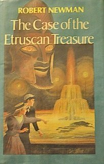 Library Binding The Case of the Etruscan Treasure by Robert Newman (1983-09-01) Book