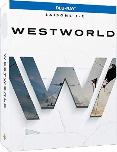 Coffret westworld, saisons 1 à 2 : le labyrinthe ; la porte