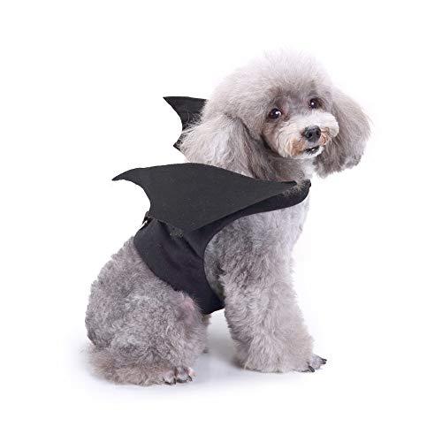 Amakunft - Disfraz de fiesta para perros, diseño de alas de...