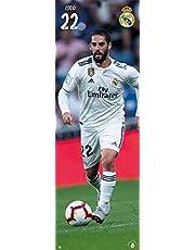 Erik Editores Poster Puerta Real Madrid 2018/2019 ISCO