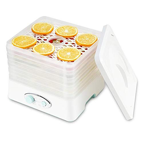 Buy Bargain Food Dehydrator Fruit Vegetable Herb Meat Drying Machine Pet Snacks Food Dryer 5 Trays