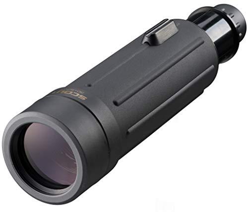 Yukon 30x50 Spektiv Fernrohr Scout WA (mit vollvergüteter Optik, robuster Gummiarmierung und Stativanschlussgewinde inklusive Tragetasche und Trageriemen)