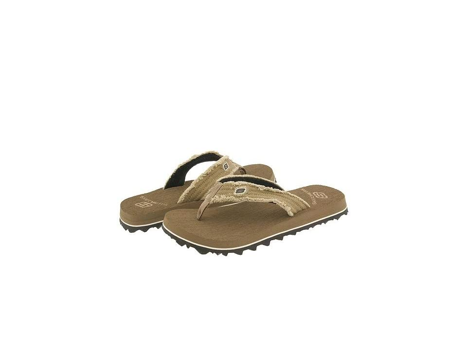 724e004dd750 ... UPC 885788387884 product image for SKECHERS - Fray (Brown Textile) Men s  Sandals