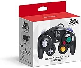 Nintendo Game Cube Controller Super Smash Bros. Black Japan Import