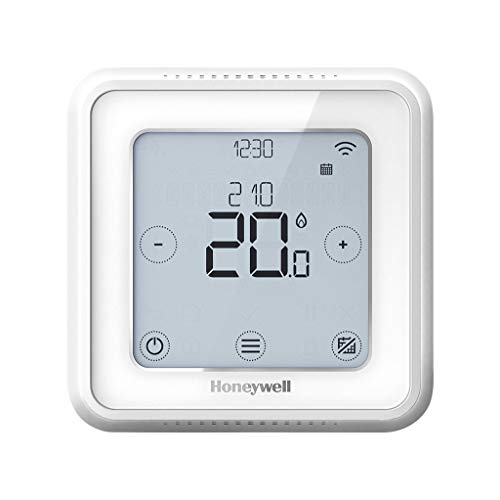 Honeywell Lyric T6 Wit (Bedraad)