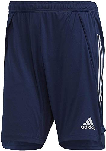 adidas Condivo 20 Training Shorts, Pantaloncini da Allenamento Uomo, Blu (Team Navy Blue/White), 3XL