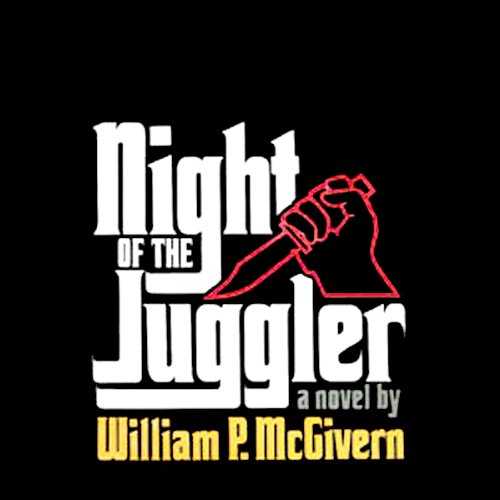 Night of the Juggler audiobook cover art