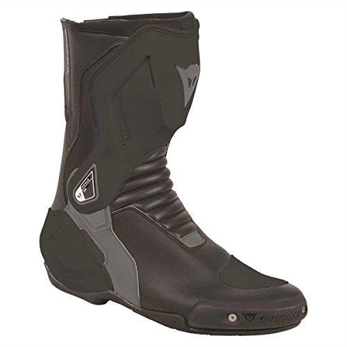Dainese Nexus sportliche Motorradstiefel, Farbe schwarz-anthrazit, Größe 43