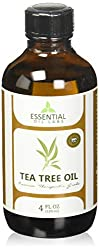 Tea Tree Oil - 100% Pure and Natural Therapeutic Grade Australian Melaleuca Backed by Medical Research