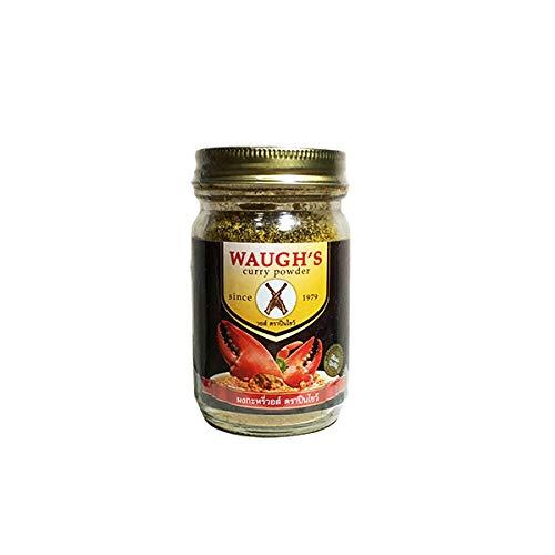 カレーパウダー ポンカリー WAUGH'S 50g