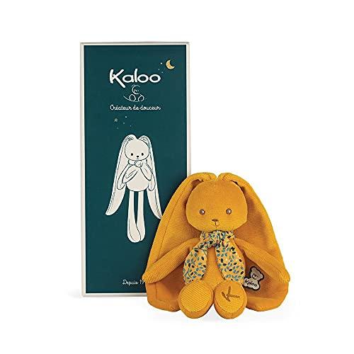 KALOO Lapinoo - Peluche Pantin lapin ocre - 25cm K969943