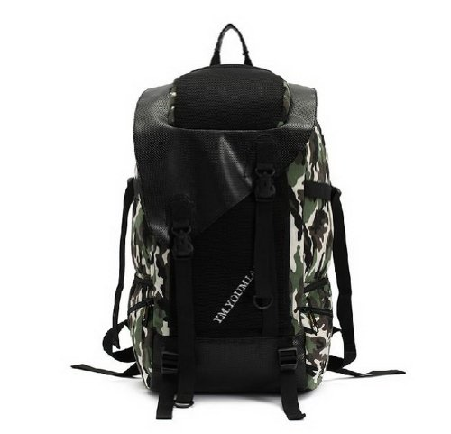 Armée Camouflage Sac à dos Sport Sac à dos pour le camping, escalade Toile