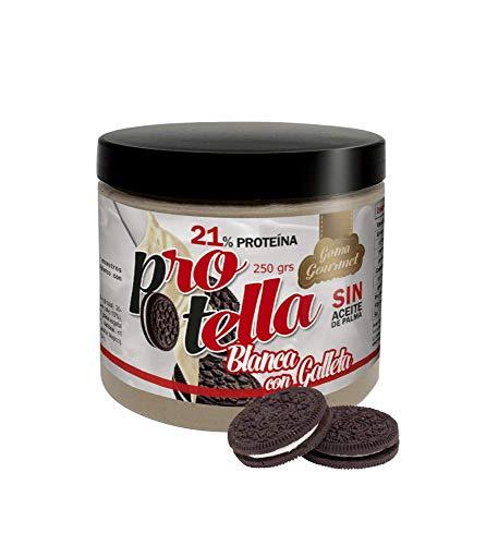 Protella Protella chocolade met koekjes 250 g. 500 g.