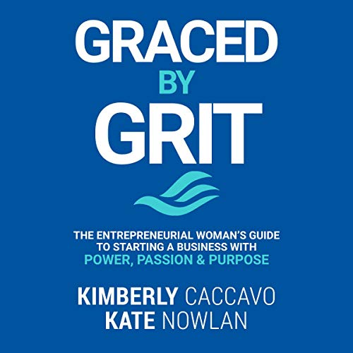 Graced by Grit audiobook cover art