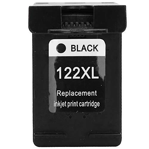 Cartucho de tinta, suministros de impresora duraderos naturales, uso profesional delicado confiable de uso general para impresora de caja de tinta(black)