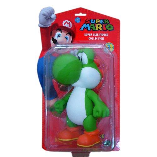 Figurine 'Super Mario' - Yoshi 23 cm