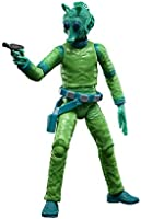 """Star Wars - The Black Series - 6"""" Greedo - Lucasfilm 50th Anniversary Original Star Wars Trilogy - Scale Collectible..."""