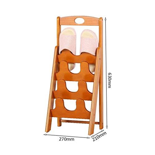 CSS Leiter, Fußschemel, Kleiner Hocker, Barhocker, Restauranthocker, Trittleiter , Stuhl, Tische Und Stuhlschlitten-Schuhregal, Einfacher Kreativer Schuhregal Mehrzweck-Korridoreingang Spart Platz
