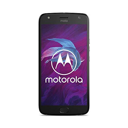 Motorola Moto X 4 Dual SIM 4G 32GB Black - smartphones (13.2 cm...