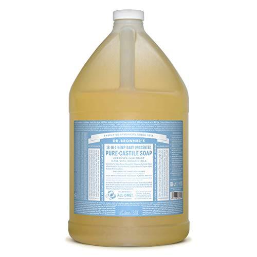 Dr. Bronner's Organische Milde Olivenölseife