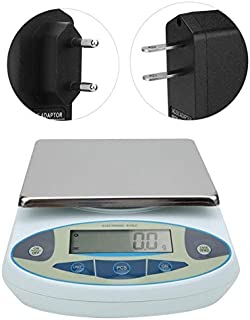 Electronic scale Highprecision 10kg 0. 1g التوازن الإلكترونية مختبر التحليلي مقياس التحليلي الدقيق 100-240V Industrial scale