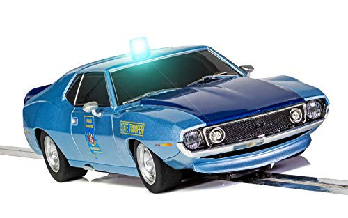 Carrera GO!! 64146 Ford Mustang /'67 Racing Blue