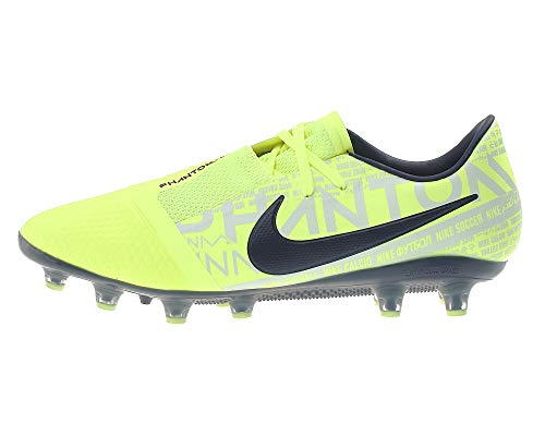 Nike Hypervenom 4 AG-PRO, Scarpe da Calcio Uomo, Volt/Obsidian-Volt-Barely Volt, 42.5 EU