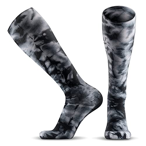 Medical Compression Socks for Women & Men Circulation 30-40 mmHg- Best Support for Nurses, Running, Hiking, Pregnancy