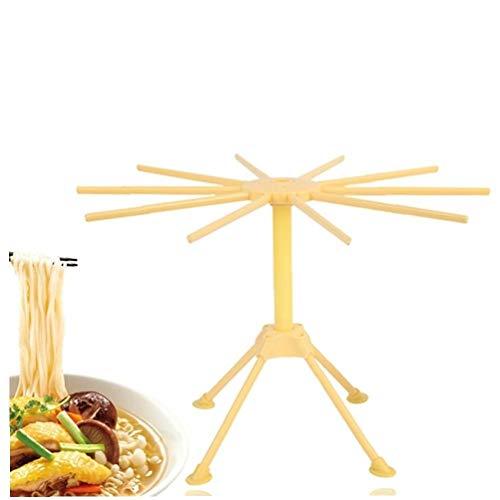 Beito Pasta-Werkzeug Kunststoff Spaghetti Pasta Wäschetrockner Ständer Nudeln Trocknen Hängen Halter für Küchen Accesorios Cocina zufällige Farbe