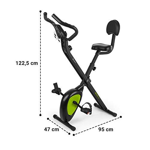 Klarfit X-BIKE-700 Ergometer Fitness Hometraining Bild 6*