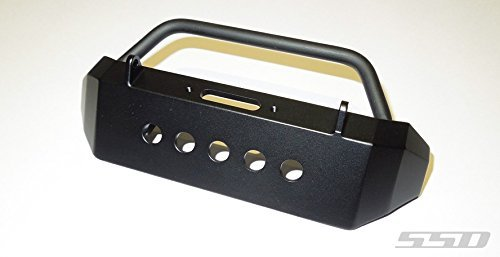 Produktbild SSD Rock Shield Front Bumper for SCX10 by SSD