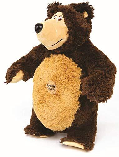 Pelúcia Urso Com Som, Brinquedos Estrela, Multicor